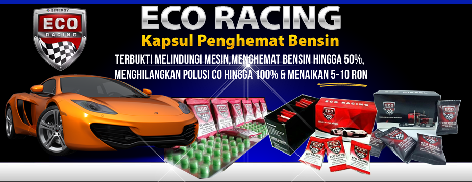 eco racing di indonesia