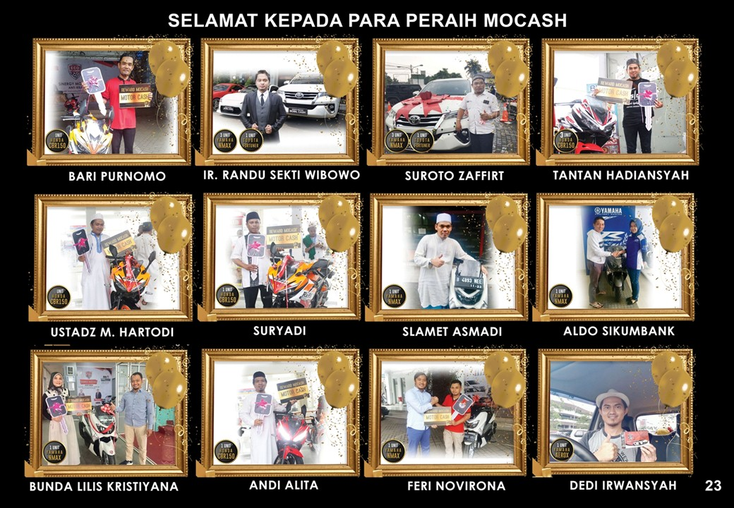 reward eco racing
